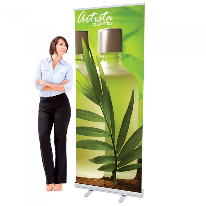 Retractable Banner Stand & Graphic Print