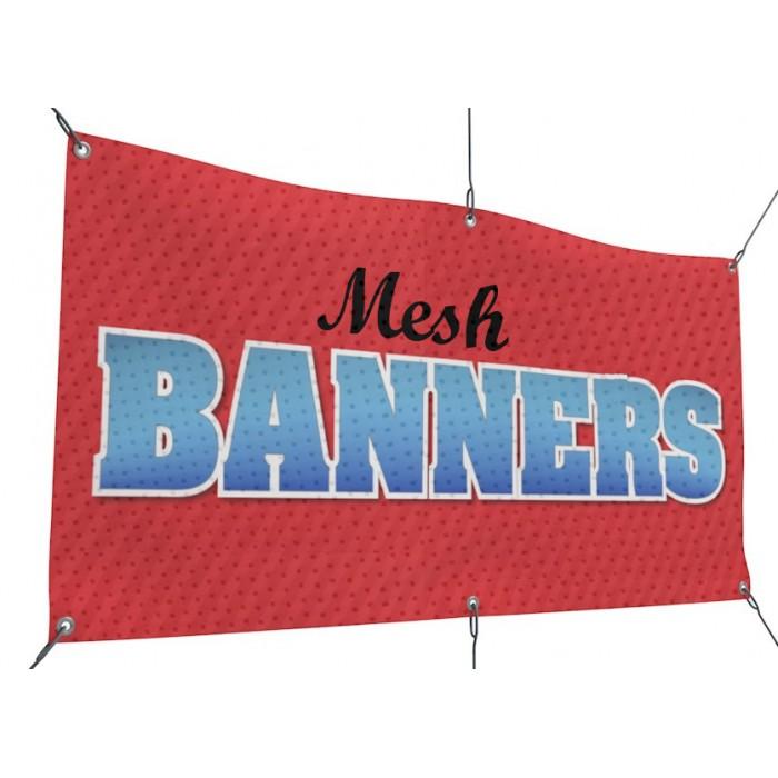 Mesh Banner Printing Chicago